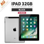 ����š��������� Apple au ��4���� iPad Retina �ǥ����ץ쥤 Wi-Fi+Cellular 32GB �֥�å� ��MD523J/A�ۡ�1890012�ˡ�30�����ֶ��ݾڡ�