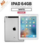����š��������� Apple au ��4���� iPad Retina �ǥ����ץ쥤 Wi-Fi+Cellular 64GB �ۥ磻�� ��MD527J/A�ۡ�1890013�ˡ�30�����ֶ��ݾڡ�