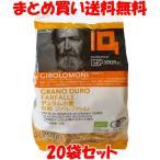 有機ファルファッレ デュラム小麦 ジロロモーニ 創健社 250g×20袋セット まとめ買い送料無料