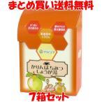 生姜 しょうが湯 マルシマ かりんはちみつしょうが湯(箱入) 144g(12g×12)×7箱セット まとめ買い送料無料