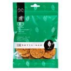 煎餅 有機玄米プラス(めかぶ) せんべい 40g