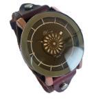 新作 腕時計 メンズ&レディース ファッションウォッチ K2 アンティーク レザー