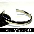 【vie】ブラックラインステンレスバングル/ヴィー/メンズ/ギフト sale