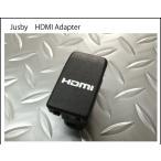汎用タイプHDMIアダプター(加工取り付け等)ホンダ用 専用USB・HDMIパネルに jusby
