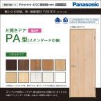 Panasonic パナソニック ベリティス 片開きドア PA型(スタンダード仕様) パネルタイプ SMJE1PA◇N01BA1R(L)7△□
