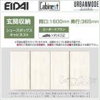 EIDAI 永大産業 玄関収納 シューズボックス キャビネスト ローボードプラン 1600mm幅 VGSZ-E16081T