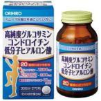 Yahoo!十字屋薬粧【セール】 高純度グルコサミンコンドロイチン低分子ヒアルロン酸|オリヒロ|270粒入|30日分