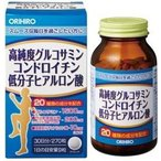 オリヒロ 高純度グルコサミン コンドロイチン 低分子ヒアルロン酸|オリヒロ|270粒入|アウトレット【賞味期限:2018年4月】