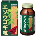 Yahoo!十字屋薬粧セール品! エゾウコギ粒|オリヒロ|400粒入