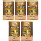 お徳用ウコン茶|オリヒロ|60包入×5個セット|秋ウコンの根茎を100%使用