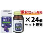 【大口注文】 ブルーベリーエキス粒|オリヒロ|50g(約200粒)×24個セット|メグスリの木末配合