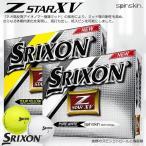 Yahoo!GOLF J-WINGS Yahoo!店まとめ買いがお得!3ダースパック!(US仕様)スリクソン Z-STAR XV4 ゴルフボール 1ダース 12個入り SRIXON GOLF BALL