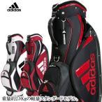 (日本正規品)(新品)アディダス メンズキャディバッグ Adidas CartBag カートバッグ ゴルフ用品 ゴルフバッグ GOLF ブラック レッド ホワイト