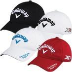 (US仕様)キャロウェイ ツアーオーセンテックパフォーマンスプロキャップ ゴルフキャップ Callaway ゴルフ用品 ホワイト
