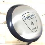 (中古)(レディースモデル)プロギア Sweep  Model M-6 スウィープ フェアウェイウッド 4W Lフレックス 42インチ オリジナルカーボンカーボンシャフト 右利き