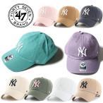 47brand フォーティーセブンブランド NY YANKEES '47 CLEAN UP クリーンナップ B-RGW17GWSNL 帽子 キャップ