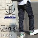 ジャパンブルージーンズ 14.8oz テーパード セルビッチ ジーンズ JAPAN BLUE JEANS メンズ ヘビーオンス デニム ワンウォッシュ 日本製 JB0401S-J