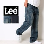 ショッピングダンガリー LEE リー DUNGAREES DENIM PAINTER PANTS ダンガリー デニム ペインター パンツ ワークパンツ LM4288-546 メンズ ユーズド ワンウォッシュ ワイド 春夏パンツ