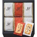 丹波黒豆おかき 絆  〈M-25〉 のし ラッピング メッセージカード 無料 H8H