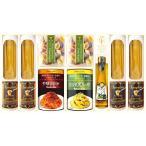 世界チャンピオン自信のパスタソース こだわりスパゲティセット 〈FGPA-EJ〉 〈A3〉 麺類 多品種セット