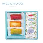 フィナンシェ&ウェッジウッド ワイルドストロベリーティーバッグセット 7個 〈WEWFT8〉 スイーツ ギフト デザート おやつ