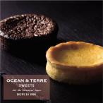 OCEAN&TERRE オーシャンテール  スイーツ ガトーフロマージュ&ベルギーショコラケーキ チーズケーキ おしゃれ ギフトし ラッピング メッセージカード 無料