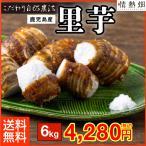 里芋 品種:クロガラ 鹿児島県垂水市産 6kg 送料無料 特別栽培 S〜Lサイズ
