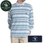 ポロシャツ メンズ 長袖 ボーダー シニア 父の日 プレゼント ギフト 40代 50代 60代 tシャツ シャツ ゆったり シニアファッション 紳士 春 夏 秋 ブランド 30450