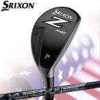 スリクソン SRIXON Z H45 ハイブリッド[KUROKAGE BLACK70装着](USA直輸入品)
