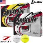 スリクソン 2019 Z-STAR XV ゴルフボール 1ダース USA直輸入品 ウレタンカバー 4ピース