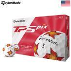 テーラーメイド 2019 TP5 Pix ゴルフボール USA直輸入品
