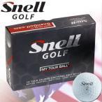 スネルゴルフ Snell GOLF MTB(MY TOUR BALL)ボール [1ダース](USA直輸入品)