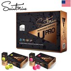 Saintnine U-PRO セイントナイン ゴルフボール 2ピース ウレタンカバー Mental Mates USA直輸入品