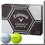 キャロウェイ CALLAWAY LEGACY BLACK (レガシーブラック) ボール 1ダース 日本仕様