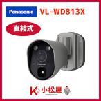【VL-WD813X】パナソニック ドアホン  センサーライト付屋外ワイヤレスカメラ 直結式
