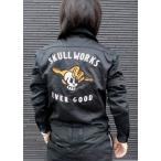 SKULL WORKS【スカルワークス】ジョッキーシフトオールインワン つなぎ/ツナギ