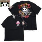 パンディエスタ tシャツ pandiesta スケートパンクTee スケボーパンダ半袖Tシャツ  PANDIESTA2019 529850