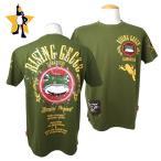 参丸一[サンマルイチ]TRIPLE STAR PARTY「ライジングゲッコウ」半袖Tシャツ  TSPT-2006