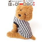 犬 服 犬服 犬の服 千鳥柄 タンクトップ ドッグウェア 洋服 洋服 かわいい犬服 メール便送料無料
