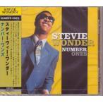 スティーヴィー・ワンダー ナンバー・ワンズ 輸入盤20曲入り  CD