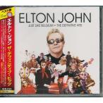 エルトン・ジョン ザ・デフィニティブ・ヒッツ   CD