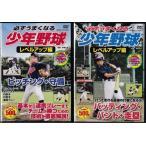 必ずうまくなる少年野球レベルアップ編 2本セット  DVD