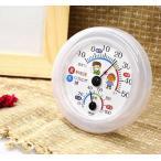 ショッピングインフルエンザ 【送料無料メール便専用】 インフルエンザ・熱中症対策 温湿度計 TR-103W