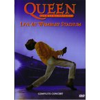 クイーン Queen Live At Wembley Stadium DVD