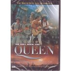 QUEEN We Will Rock You クイーンDVD 輸入盤