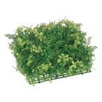 フェイクグリーン アジアンタムミックスリーフマット (人工観葉植物 光触媒対応 インテリア)