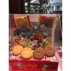 USJ公式 限定 スヌーピー&BELLE クッキー