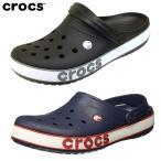 crocs クロックス メンズ レディース サンダル クロックバンドボールド ロゴ クロッグ CROCBAND BOLD LOGO CLOG 206021