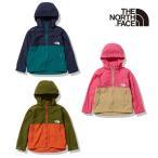 ノースフェイス キッズ アウター ウインドブレーカー コンパクトジャケット NPJ21810 Compact Jacket THE NORTH FACE 子供用 男の子 女の子
