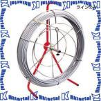 ショッピングGW gw-0705/ジェフコム DENSAN 地中線工具 シルバーグラスライン 小型φ7mm 線のみ (50m) GW-0705